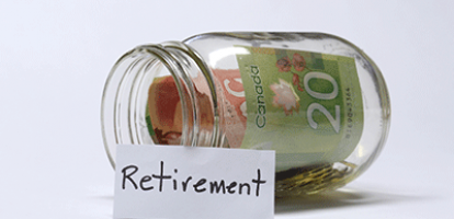 Alexandre Laurin - Retirement policy planning for Budget 2019