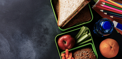 Santé et bonne scolarité : Les programmes d'alimentation saine au Canada